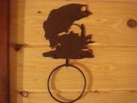 Bass-towel-ring